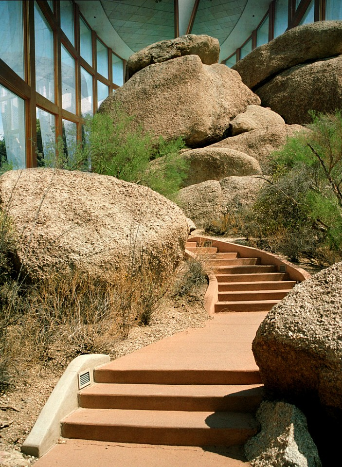 Oliver Wasow ,   Boulders Resort, Scottsdale, Arizona  ,  2002     Digital Inkjet ,  24 x 18 in. (61 x 45.7 cm)     WAS-001-ED